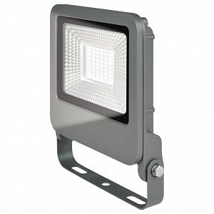 Настенный прожектор ULF-F17-30W/NW IP65 195-240В SILVER