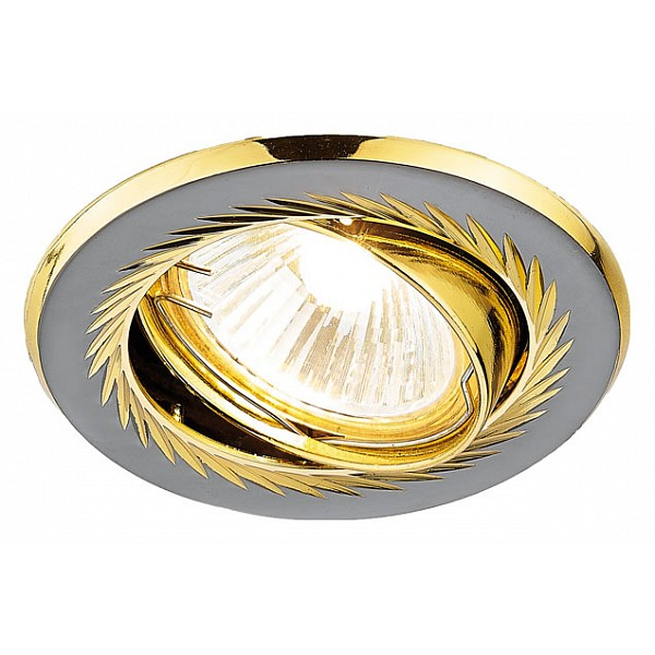 Встраиваемый светильник Classic 100A GU/G Ambrella AMBR_100A_GU_G