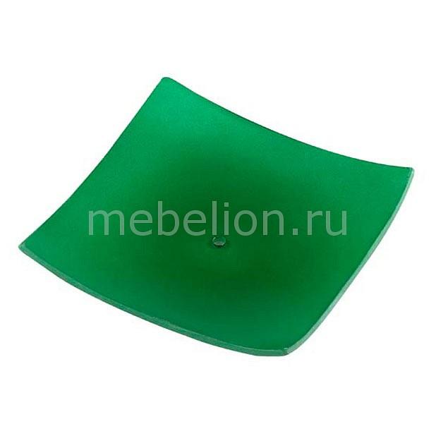 Плафон стеклянный 110234 Glass B green Х C-W234/X