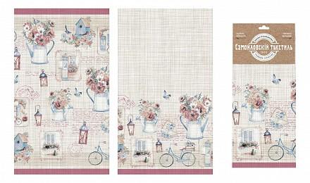 Набор полотенец для кухни История открыток