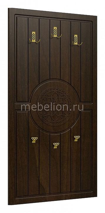 Вешалка настенная Монблан МБ-8
