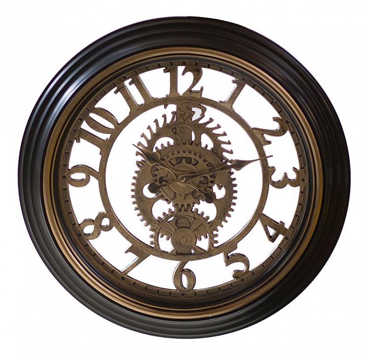 Настенные часы Garda Decor (50х5.3 см ) Круглые L610A подсвечник garda decor 32 см хрустальный x131050