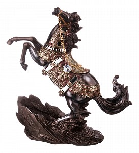 Держатель для бутылок (35x11x34 см) Лошадь 146-744