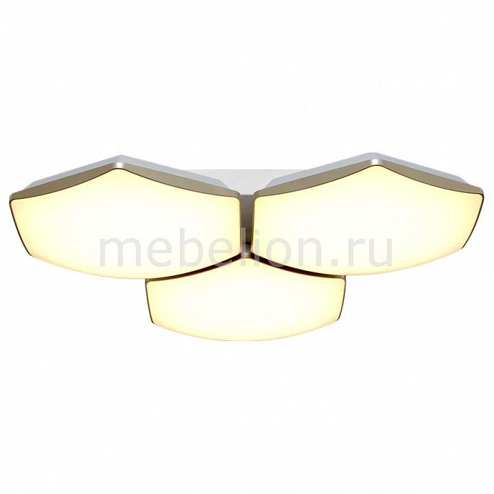 Купить Подвесной светильник 2-7319-3-WH+GL Y LED, Максисвет, Россия