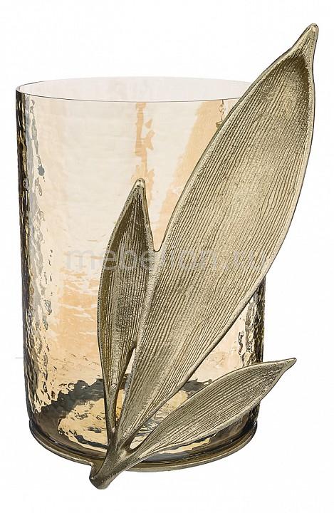 Ваза настольная АРТИ-М (26.5x21x35 см) Pan de oro 732-137