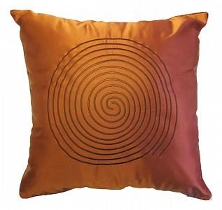 Подушка декоративная (45х45 см) Улитка