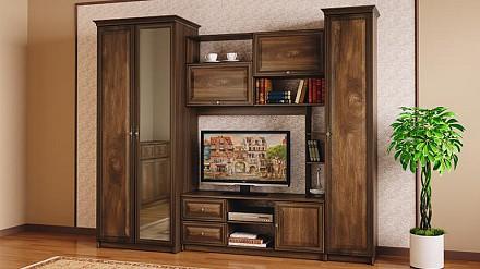 Мебельная стенка среднего размера Габриэлла TRM_P00126047