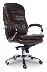 Кресло для руководителя Valencia M EC-330 Leather Brown