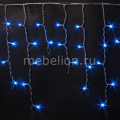 Светодиодная бахрома RichLED RL_RL-i3_0.5-T_B от Mebelion.ru