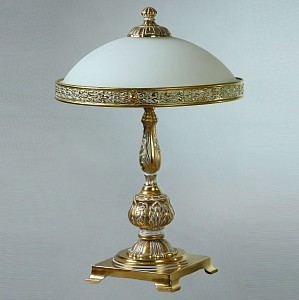 Настольная лампа декоративная Toledo 02155T/3 WP