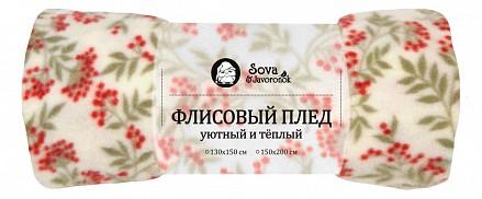 Плед (130x150 см) Сибирь