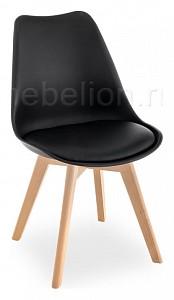 Стул черного цвета Bonus WO_11329