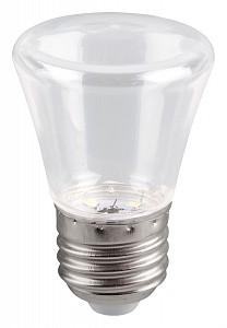 Лампа светодиодная [LED] Feron E27 1W 6400K