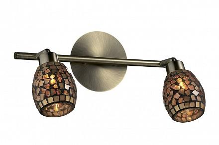 Спот с двумя лампами Glosse OD_2167_2W