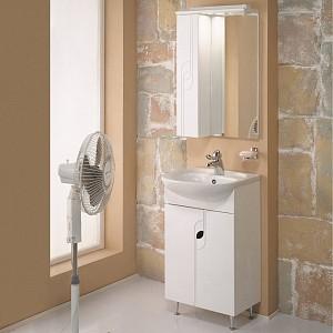 Набор для ванной Акватон Панда 50 белый