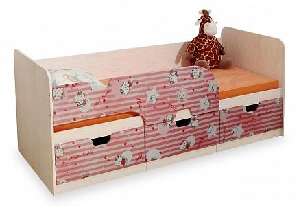 Кровать детская Минима BTS_T0018132