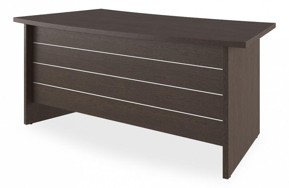 Стол руководителя Pointex POI_GRN30010101 от Mebelion.ru