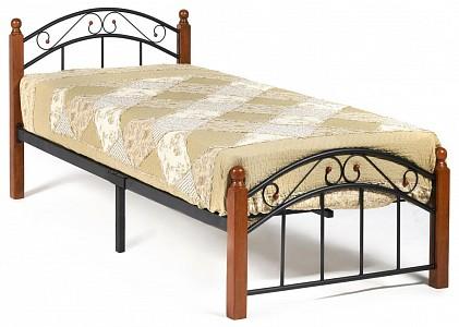Кровать односпальная AT-8077