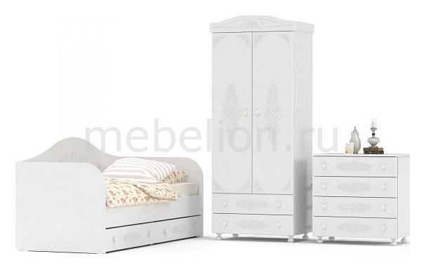 Комод детский Компасс-мебель KOM_Assol_childrens_room_5 от Mebelion.ru