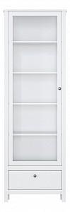 Шкаф-витрина Хельга REG1W1S/65