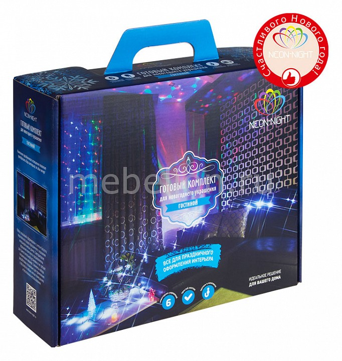 Световая фигура Neon-Night NN_500-016 от Mebelion.ru