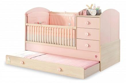 Кровать-трансформер Baby Girl 20.42.1015.00
