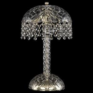 Настольная лампа декоративная 1478 14781L4/22 G R