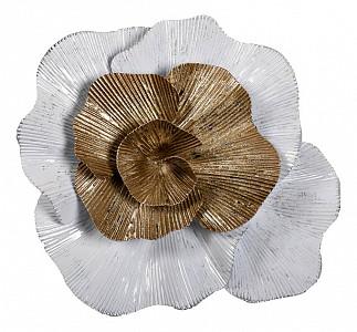 Фигура настенная (24.1x22.2 см) Цветок 37SM-0662