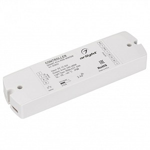 Контроллер-регулятор цвета RGBW SMART-K14-MULTI (12-24V, 5x4A, RGB-MIX)