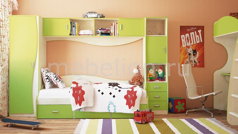 Комод детский Мебель-Неман NEM_kombi_system_2 от Mebelion.ru