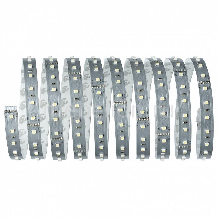 Купить Комплект с лентой светодиодной [3 м] ULTRALED 70580, Paulmann, серый, металл