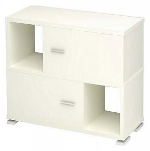 Шкаф для прихожей Латте MER_SB-50M_2_BE