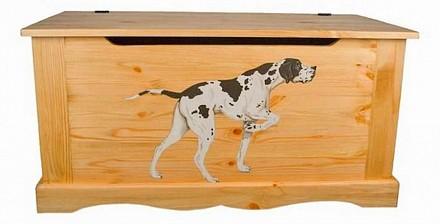 Сундук Dog chien