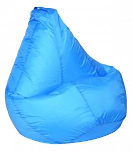 Кресло-мешок Голубое L