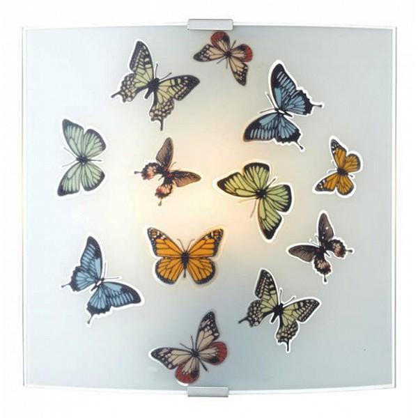 Накладной светильник Butterfly 105435