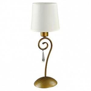 Настольная лампа декоративная Carolina A9239LT-1BR