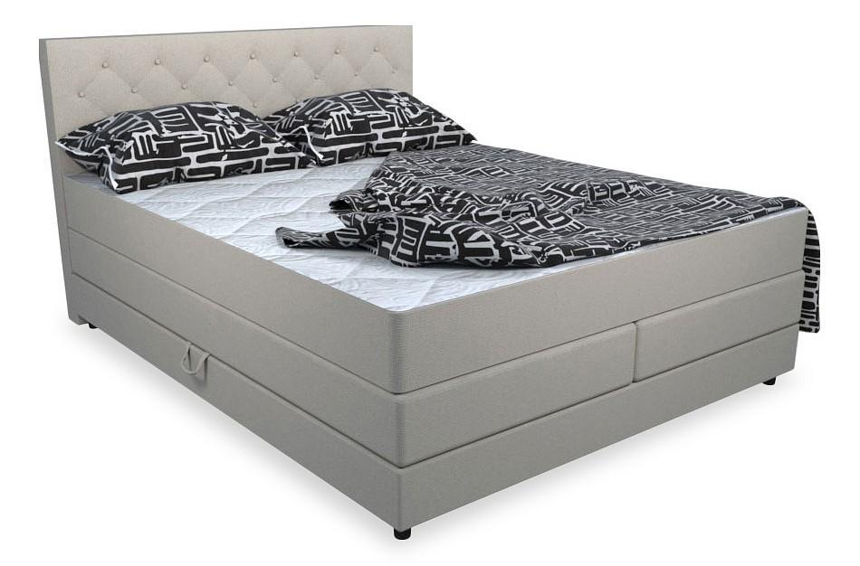 Кровать двуспальная с матрасом Уэльс 2000x1600