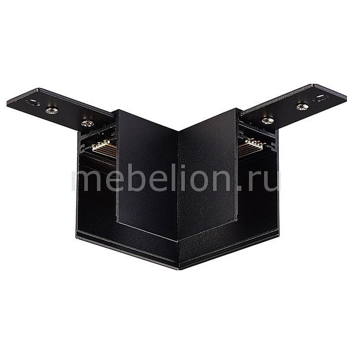 Купить Соединитель для треков [90x36x76] DLM L corner DLM/Black, Donolux