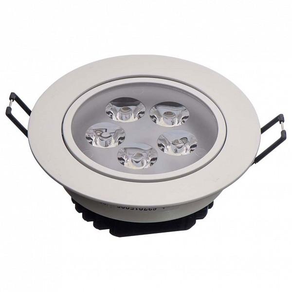 Встраиваемый светильник Круз 637015005 MW-Light MW_637015005