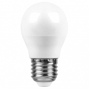 Лампа светодиодная [LED] OEM E27 7W 2700K