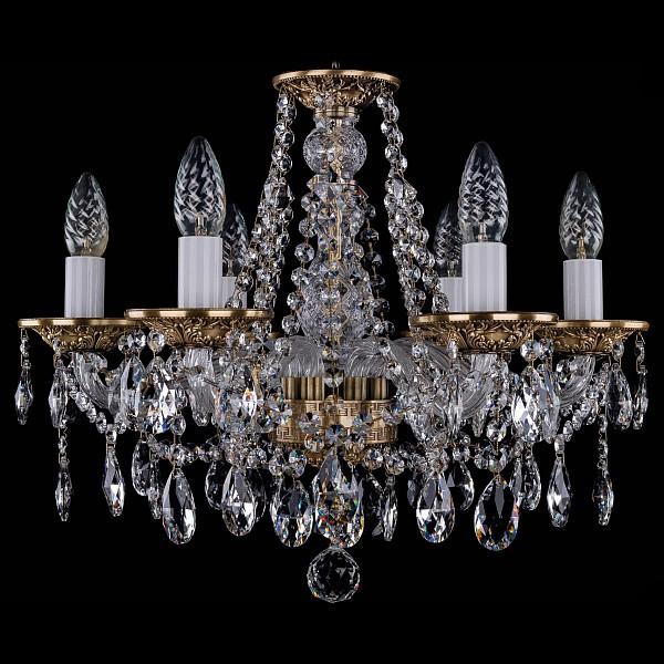 Подвесная люстра 1613/6/165/FP Bohemia Ivele Crystal  (BI_1613_6_165_FP), Чехия