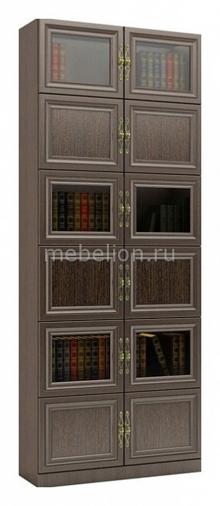 Шкаф книжный Карлос-40