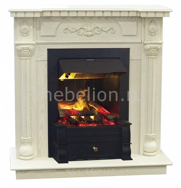 Электрокамин напольный Real Flame (95х38.1х104 см) Dacota 00010010930 электрокамин real flame обрамление dacota std wt очаг eugene
