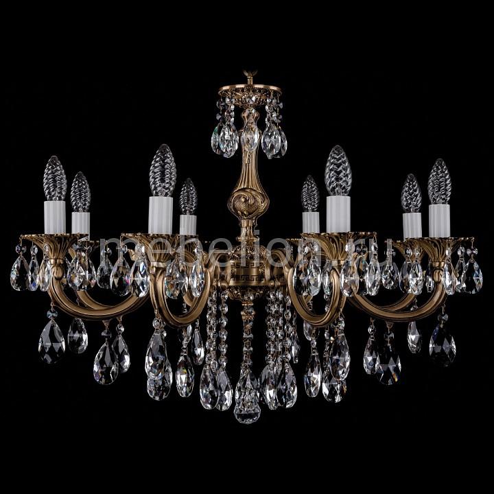 Купить Подвесная люстра 1702/8/250/B/FP, Bohemia Ivele Crystal