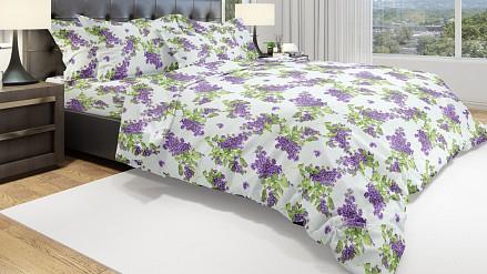 Комплект постельного белья Eco Cotton Purple