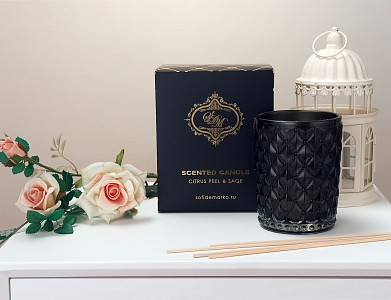 Свеча ароматическая 4975