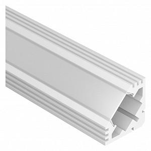 Профиль накладной угловой внутренний [2 м] PDS45-T-2000 ANOD White 018264