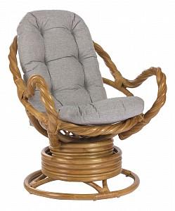 Кресло-качалка Moravia Ми с подушкой
