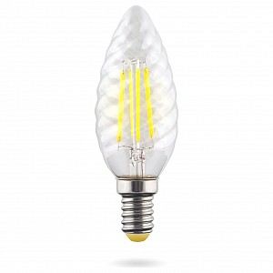 Лампа светодиодная [LED] OEM E14 4W 2800K
