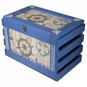 Ящик декоративный Морская тема 81007